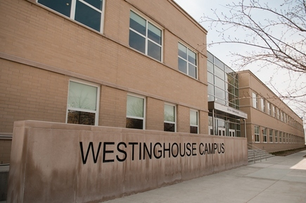 George Westinghouse College Prep.