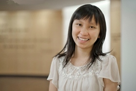 Rong, Northwestern Medicine Scholar – Class of 2015.